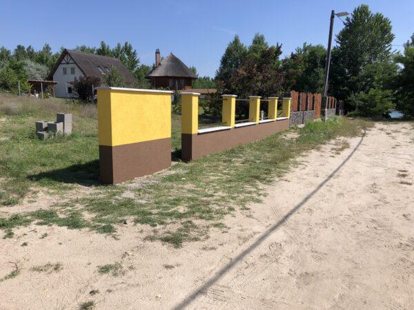 Robinson Park Kerítés